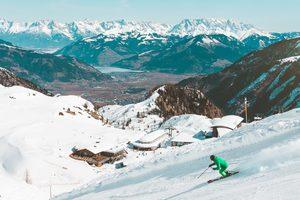 Ellmau Austria Ski Resort