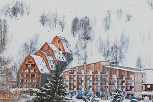 Lermoos Austria Ski Resort
