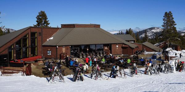 Tahoe Donner Downhill Ski Resort