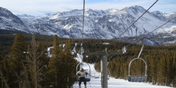 June Mountain Ski Area