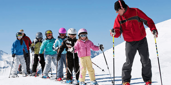 A Qualified Ski Instructor Certification
