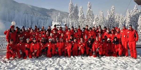 Certified Ski Instructor