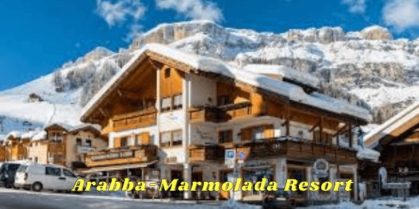 Arabba-Marmolada